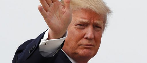 Trump in full reverse against himself