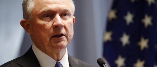 Sessions wants harsher punishments