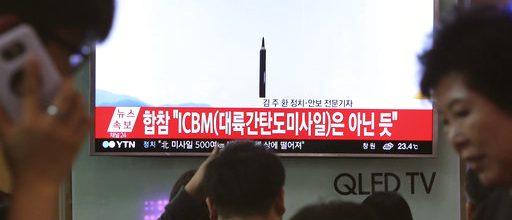 Can U.S. shoot down an ICBM?