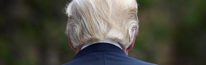 The treason of Donald Trump