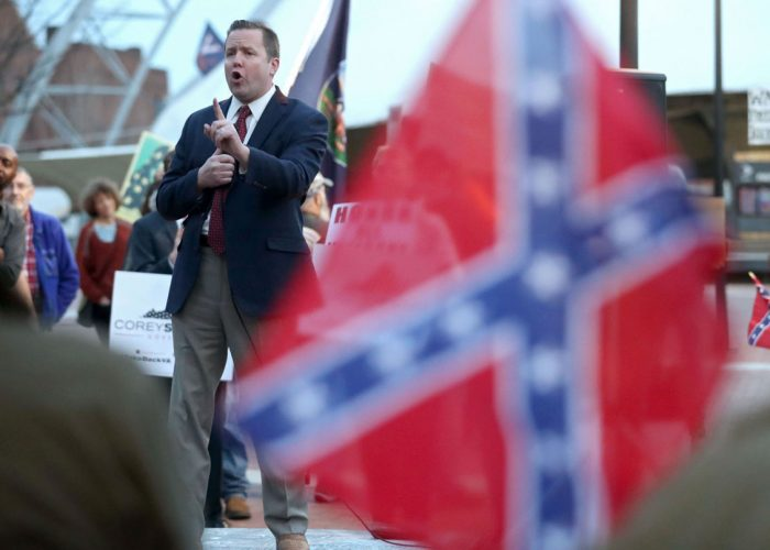 Hate and racism in Virginia's governor race