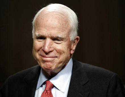 Sen. McCain diagnosed with brain tumor