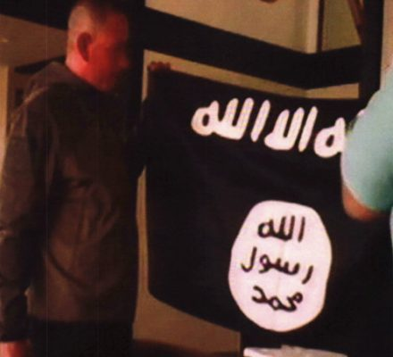 U.S. soldier indicted for terrorism