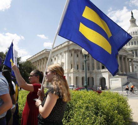 Trump transgender ban sparks anger