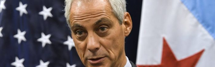 Chicago to sue Trump on immigration