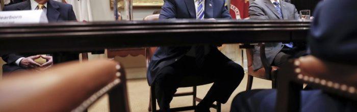 Trump-McConnell feud stalls agenda