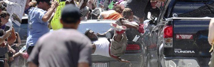 Hatred, racism bring death to Virginia