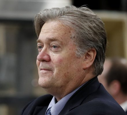 Did Bannon just go off the deep end?
