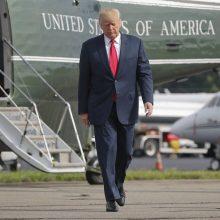 Trump struggles, flounders, fails