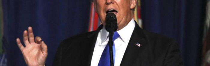 Trump promises to 'win' Afghanistan war