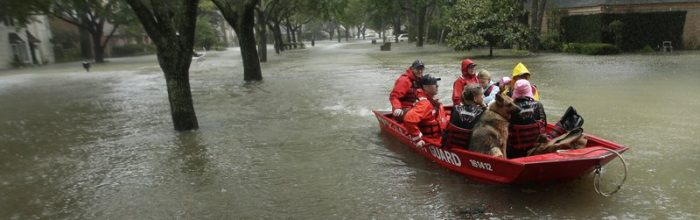 Overflowing dams, levee add to Houston woes