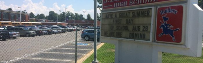 What to do with Confederate names on schools?