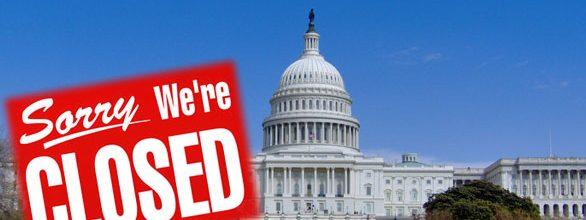 White House backs down on gov't closure threat