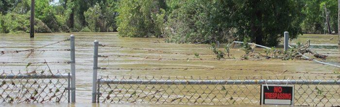 Toxic waste sites flooded in Houston hurricane