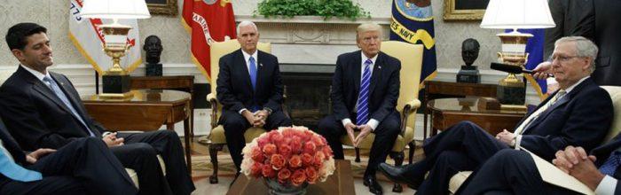 Trump, Ryan: A tortured alliance