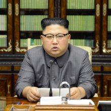 Kim Jong Un calls Trump 'deranged'