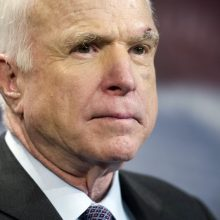 Trump fumes as McCain says 'nada' on repeal