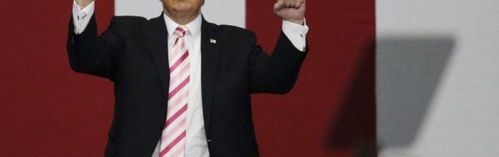 Trump to NFL: Fire national anthem protestors