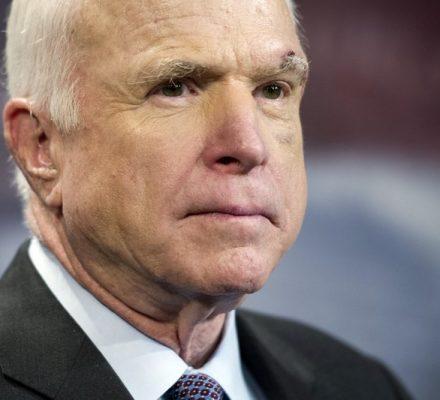 McCain : 'Poor prognosis' on brain cancer