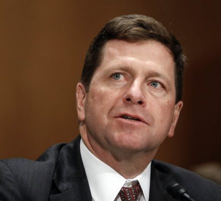 SEC chair faces data hack questions