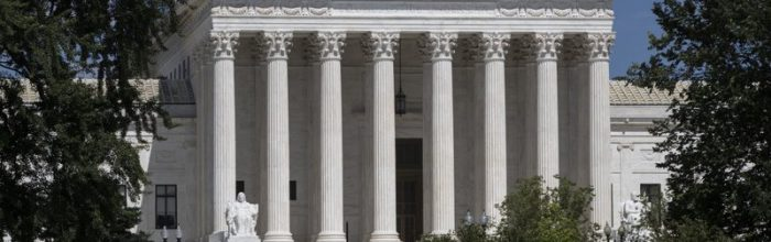 Supremes tackle politics of redistricting