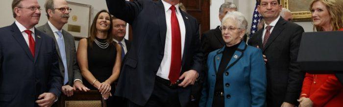 Trump pulls plug on health insurance subsidies
