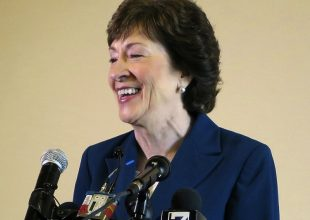 Collins to Trump: 'Reinstate subsidy'