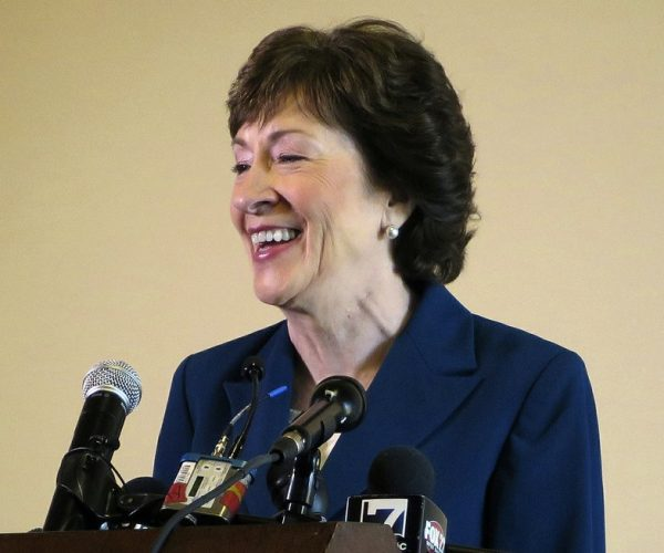 Collins to Trump: 'Reinstate healthcare subsidy'