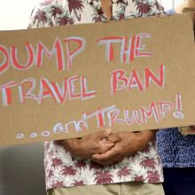 New Trump travel ban, same old legal problems