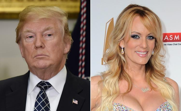 Lawyer Reportedly Paid Porn Star Hush Money for Sexual Encounter With Trump